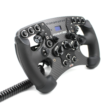 Picture of Fanatec Formula V2.5 Converted to USB